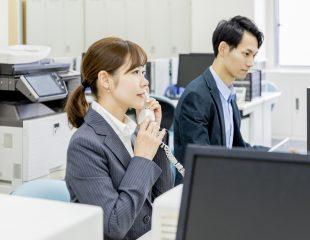 オフィスワークの一般事務