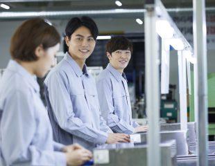 プラスチック部品セット・機械オペレーター業務